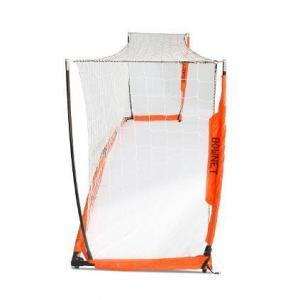 4x16 Soccer Bownet Side View