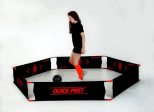 Quick-Feet Trainer