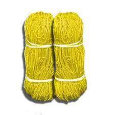4mm Yellow Soccer Nets