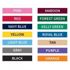 Color Options for Field Markers