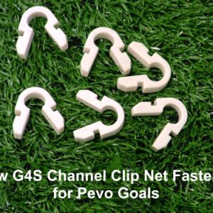G4S Channel Clip Net Fasteners