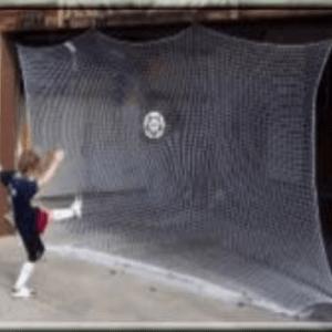 Garage Soccer Net