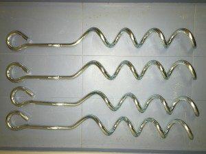 Corkscrew Ground Anchors