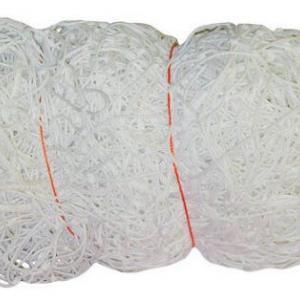 White Soccer Nets