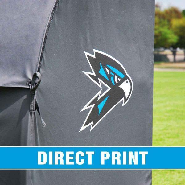 Direct Print on MVPIII Team Shelter
