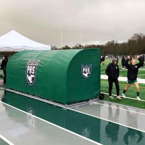 Green MVP III Team Shelter