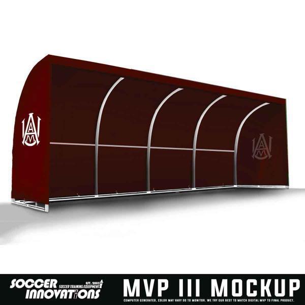 Burgundy MVP Team Shelter