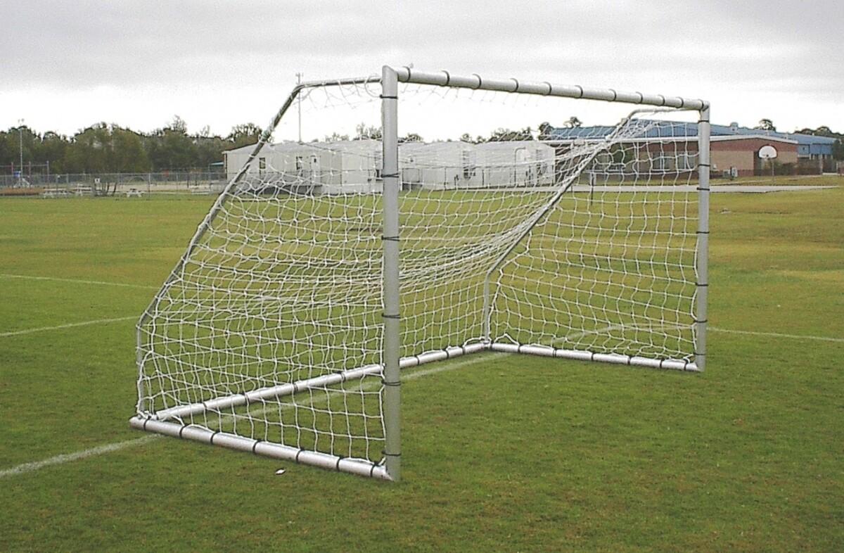 4x9 Economy Soccer Goal