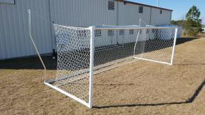 Movable Stadium Soccer Goal
