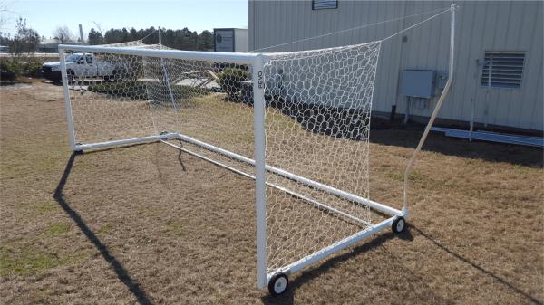 Movable Stadium Soccer Goal Angle