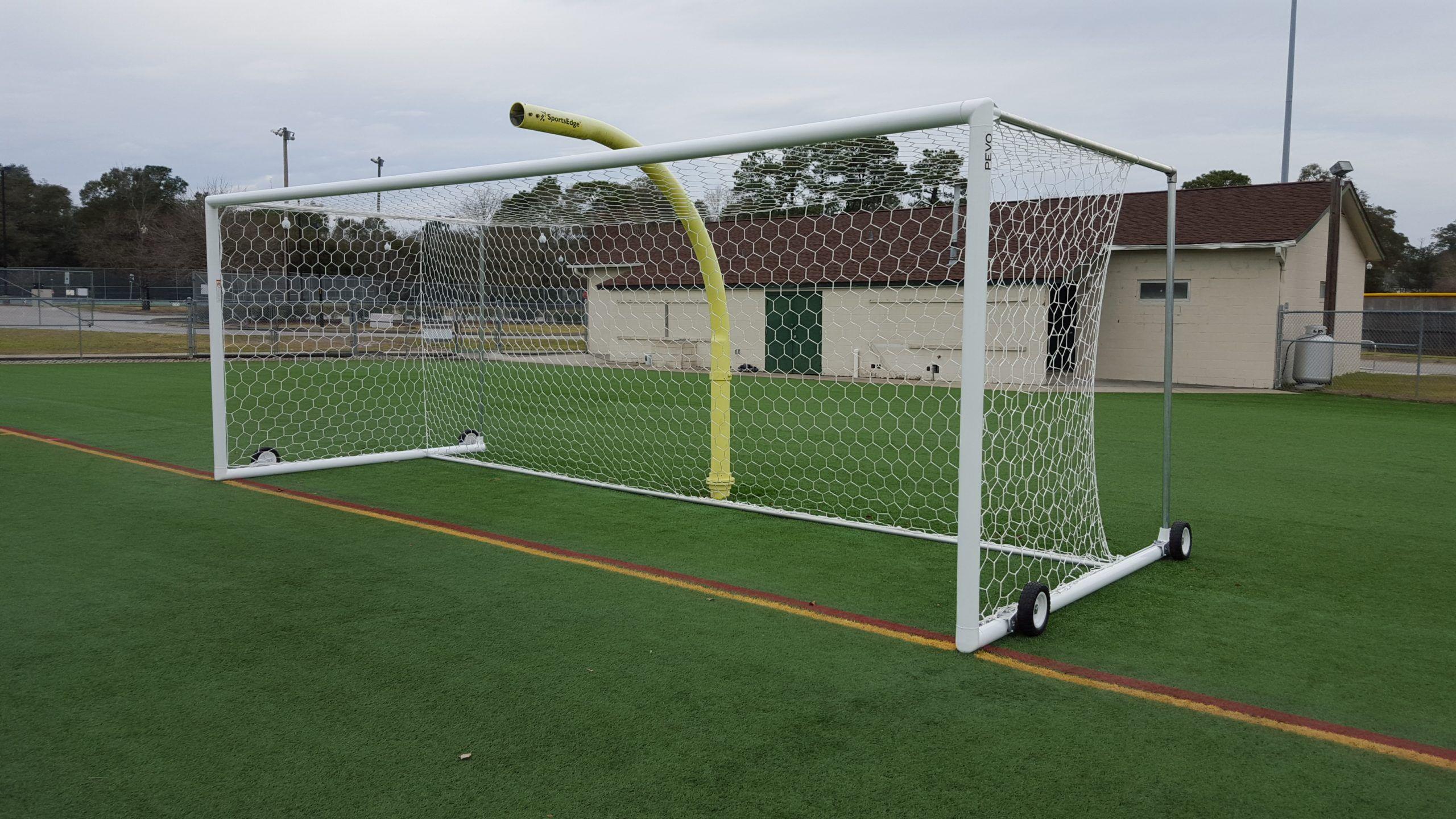 Boxed-In Stadium Goal