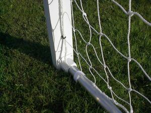 Castlite Club Soccer Goal - Bottom Front Corner
