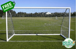 Channel Park Soccer Goals