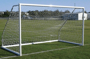 Channel Park Soccer Goals