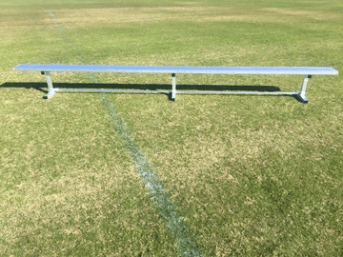 15ft Player Team Bench