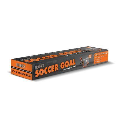 3x5 Bownet Soccer Goal Retail Box