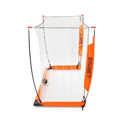 3x5 Bownet Soccer Goal Side View on White Background