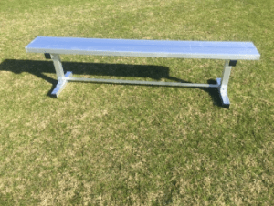 6ft Player Team Bench