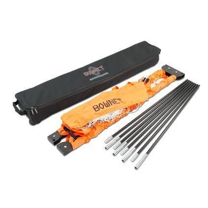 6x12 Soccer Bownet Parts