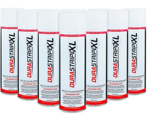 DURASTRIPE 26oz XL Aerosol Paint Cans