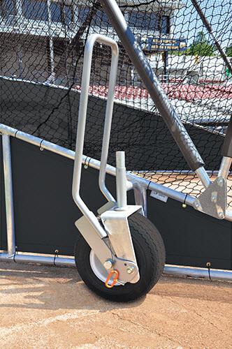 Big League Bomber Swivel Tires