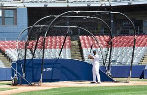 Big League Bomber All Star Batting Cage