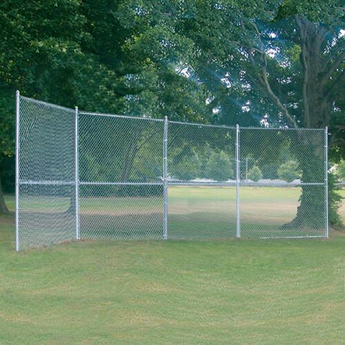 4-Panel Baseball/Softball Backstop