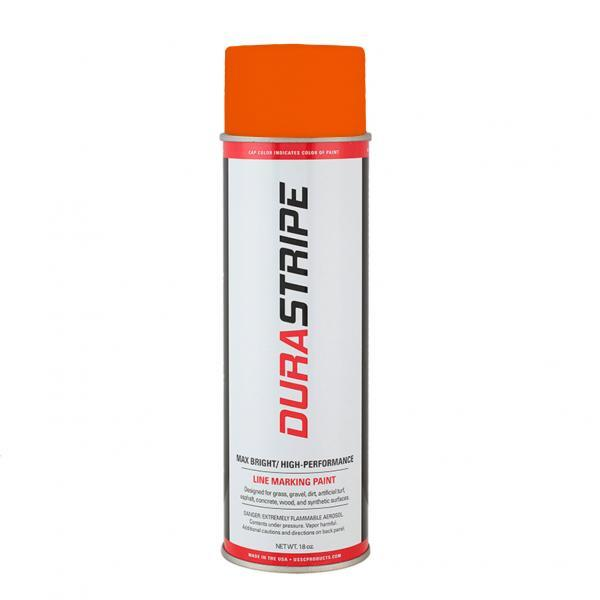 DuraStripe Syracuse Orange Paint Aerosol Can