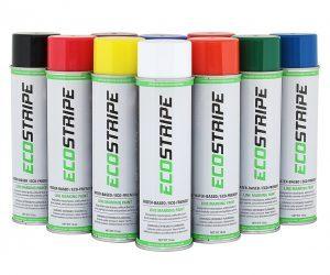 Colors - EcoStripe Aerosol Cans