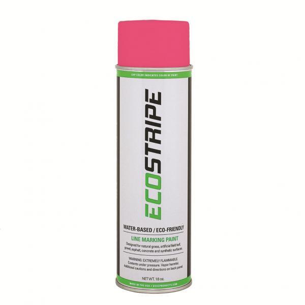 EcoStripe Pink Aerosol Can