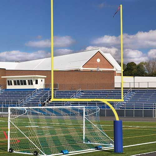 Steel Football Goal Post