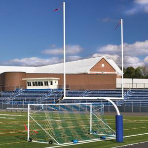 Steel Football Goal Post