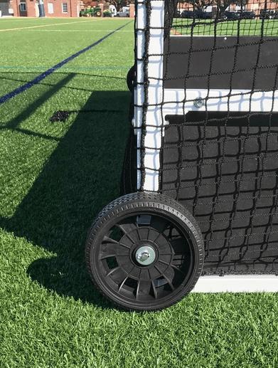 Field Hockey Practice Goal Fixed Wheel
