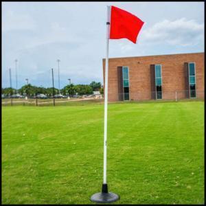 Turf Base Soccer Corner Flag(s)