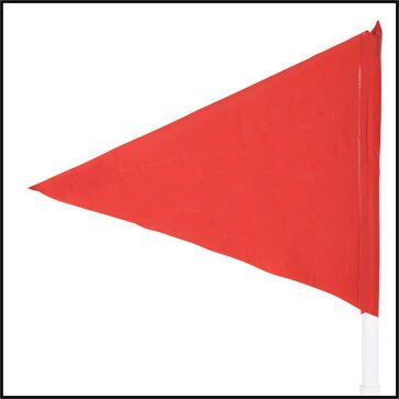Portable Collapsible Corner Flag
