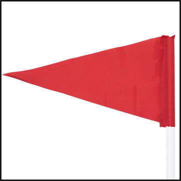 Premium Indoor/Outdoor Corner Flag
