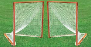 Pair of Deluxe Field Lacrosse Goals