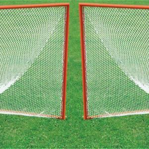 Pair of Deluxe Field Lacrosse Goals