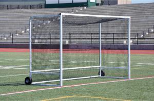 Jaypro Steel Field Hockey Goals without Bottom Boards