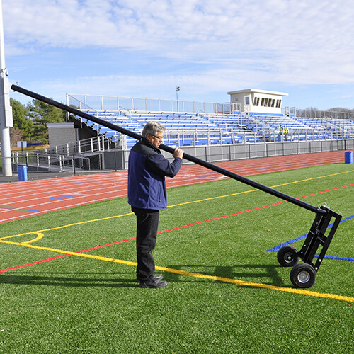 Portable FieldPro™ Net System Pole and Base