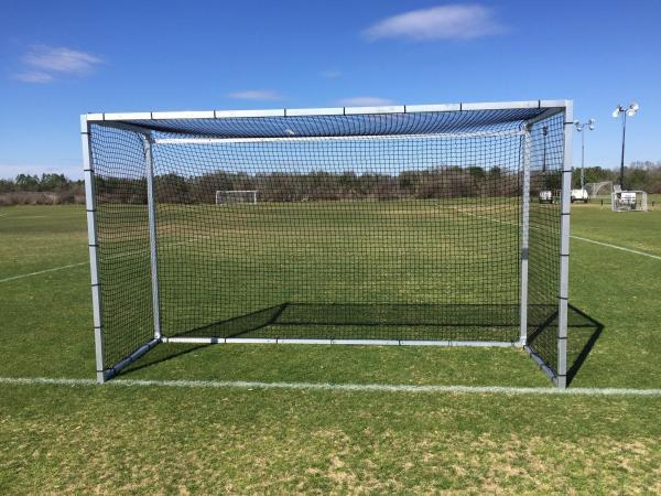 Practice Field Hockey Goal Front