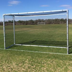 Practice Field Hockey Goal Front Angle