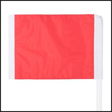 Deluxe Spring Loaded Corner Flag