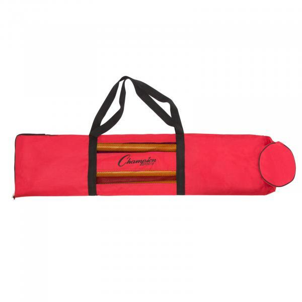 Adjustable Agility Pole Set Carry Bag
