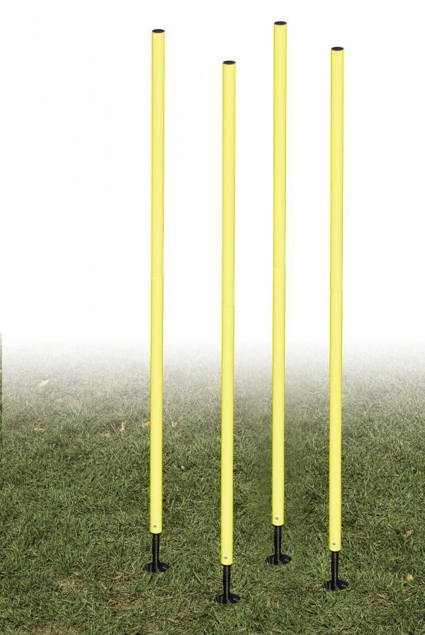 Outdoor Agility Poles