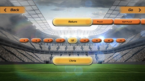Quickfeet Coaches App Screen 1