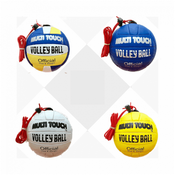 Multitouch Volleyball Banner