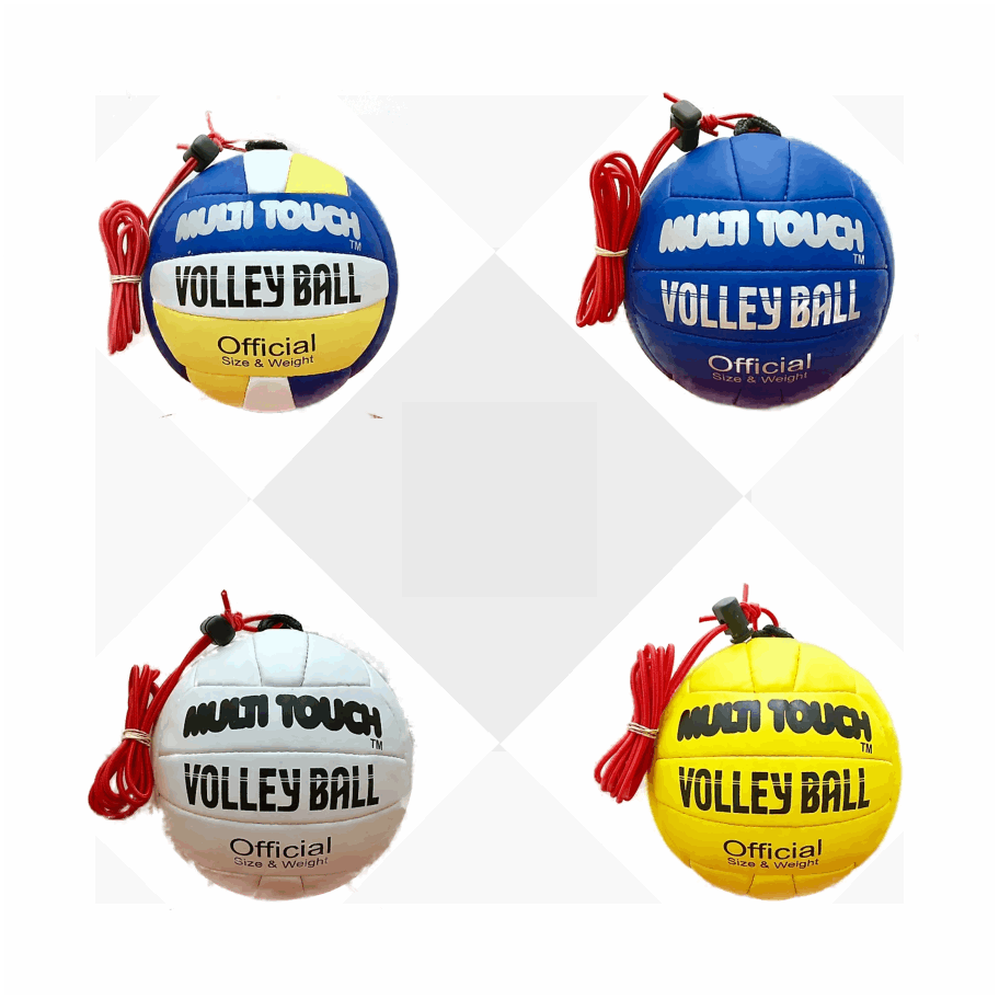 Multitouch Volleyball Training Ball
