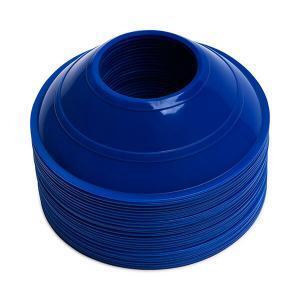 Neon Blue Mini Cones