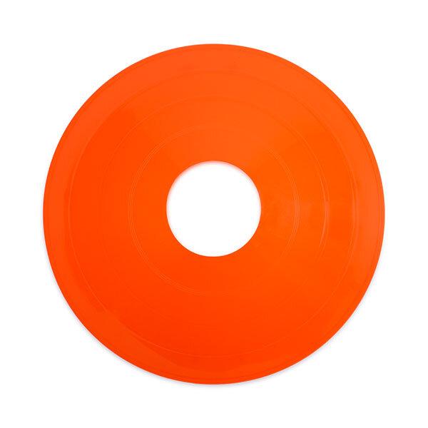 Large Orange Cone Top